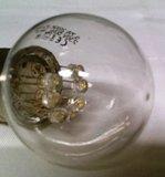 led lamp warm wit met transparante kap 3200K_4