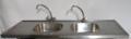 Aanrecht-met-dubbele-spoelbak-RVS
